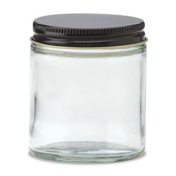 Extra Wide Mouth Glass Jars #EWMJ